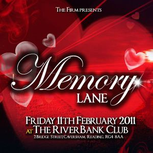 The Firm - Memory Lane Volume 3