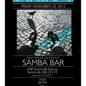 Samba Bar | live DJ set