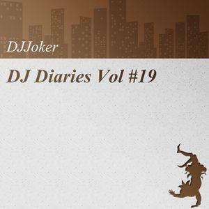 DJ Diaries Vol #19