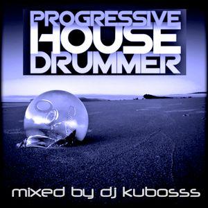 Progressive house drummer