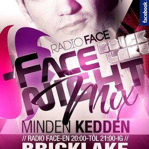 Bricklake - Live @ Radio Face FM 88.1 - Face Night Mix 2012.04.24.