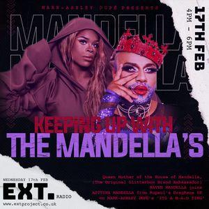 IT'S A M-A.D TING #3 with MARK-ASHLEY DUPÉ - EXT RADIO - 17/2/21 ft ASTTINA MANDELLA &RAVEN MANDELLA