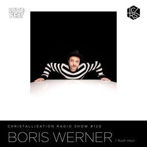 Christallization #120 with Boris Werner