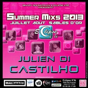 SUMMER MIXS 2013 Julien De Castilho