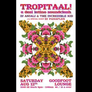 DJ Panaflex - Tropitaal (08-12-2017)