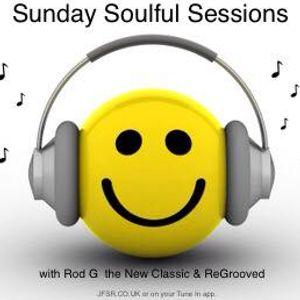 Rod G Sunday Soulful Sessions 221115