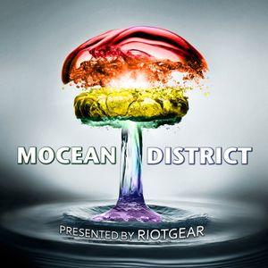 Mocean District #105 - Rhoan Troy & Futuristic Polar Bears
