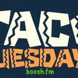 Taco Tuesdays with the Make America Dance Again crew - 20171011