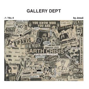 Gallery Dept .1/No.4 by Josué