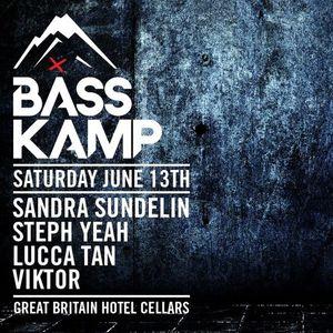 Sundelin Live At BassKamp June 13th 2015