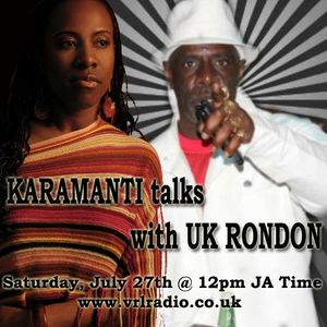 SATURDAY DRIVETIME SHOW 27TH JULY WITH SELECTOR UK RONDON