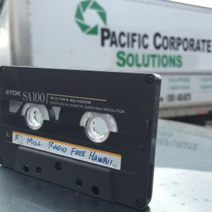 Radio Free Hawaii - Summer 1995 - Side 2