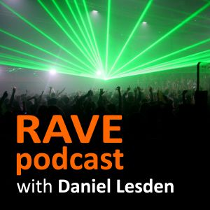 Rave Podcast 016: guest mix by Psycoholic (Russia)