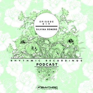 Rhythmic Podcast 019 - Silvina Romero - Tech House/Techno [Junio 2016]