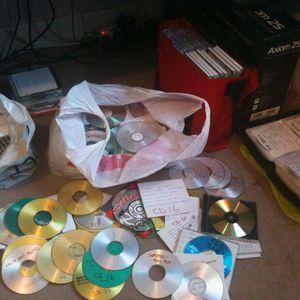 Sketch'E - Raid The CD's Mix