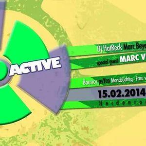 Dj HatReck-Der Typ von der Bushaltestelle-Dance Active Opening15.2.14@Kloster Gronau
