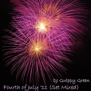 ♪ Fourth Of July '11 [Set Mixed] ♪