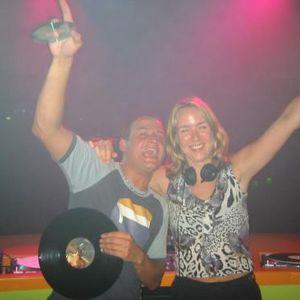 Lady Dana & DJ Pavo @ Houseqlassics 2001