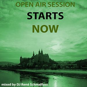 Open Air Session is startet...
