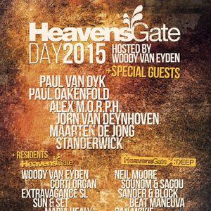 Standerwick - HeavensGate Day 2015 (31-10-2015)