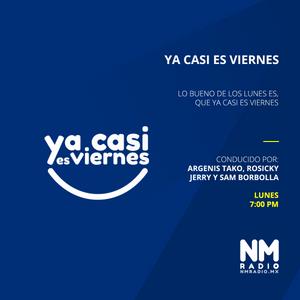 """Ya Casi Es Viernes """"Anniversario"""" 21 Agosto 2017"""