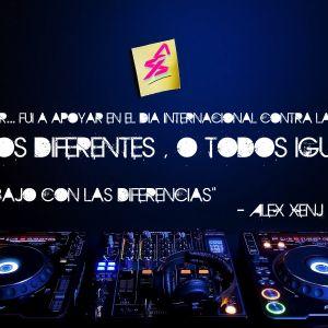 Todos Diferentes, Todos Iguales 2012 (Alex Xenji Mixtape)