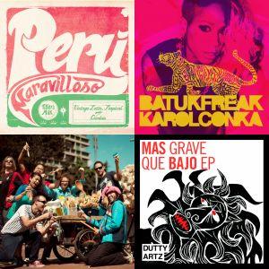 Movimientos SOAS show 20/11/13: w/ Family Atlantica in the studio, new Uproot Andy, La Chiva Gantiva