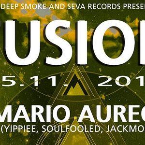 Mario Aureo - C.C.R.S - Warm Up for Prague's Fusion