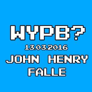 John Henry Falle, What's Your Plan B? - 11/03/2016