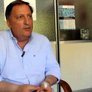 @HugoE_Grimaldi nota a Ing.Pablo Romanazzi (Prof. Titular de Hidrologia Universidad Nac. La Plata)