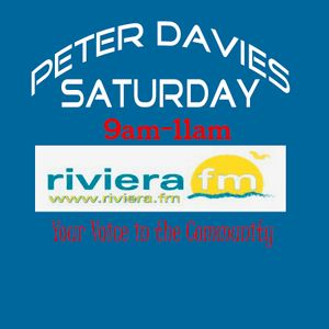 The Saturday Morning Show with Pete Davies Oct 21st 17