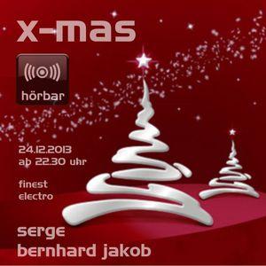 "Bernhard Jakob & Serge  ""x-mas"" Hörbar - Mindelheim, 24.12.2013"