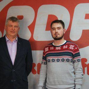 Sportowe Abecadło #11 - Arkadiusz Chełmiński - KRDP FM