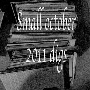 Small october 2011 digs