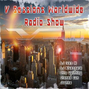 V Sessions Worldwide #212 Mixed by Joanna Special