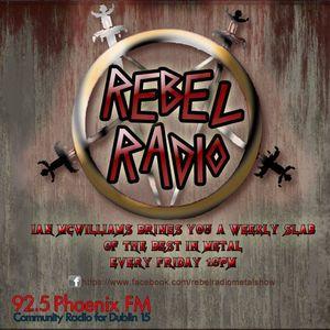 Rebel Radio, episode 1, 18th of April 2014