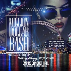 Million Dollar Bash Mix [February 20, 2016]