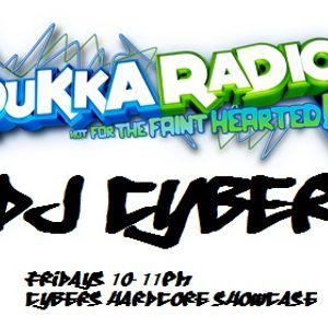 DJ Cyber's Hardcore Showcase on Pukka Radio 03/02/12
