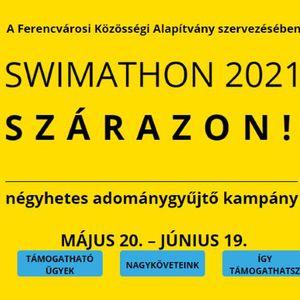Erősen indult az V. Swimathon kampány 1 rész