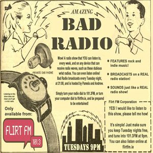 Bad Radio May 15 2012