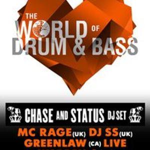 Probing: Chase & Status