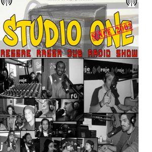 STUDIO ONE - Le reggae d'hier et d'aujourd'hui - 24 mars 2016