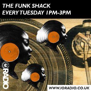 The Funk Shack on IO Radio 101017