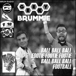 Geeky Brummie with Ryan Parish (16/06/2018)