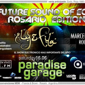 Aly and Fila - Live at Paradise Garage Rosario Argentina 16-06-2012