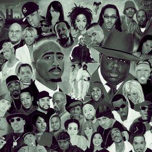 90's Hip-hop Rap music mixed up by DJ Hawaii