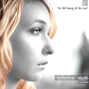 Definitive Vocals Vol. 10 (Im Not Giving Up On Love)