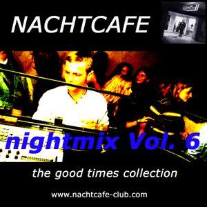 Nachtcafe nightmix 6 (1995/96) DJ-Mitschnitt
