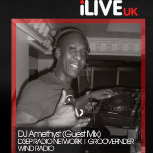 Amethyst 1 Hour Guest Mix for iLive uk Radio The Beat & Bass Show 1/6/19