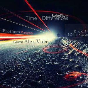 Alex Vidal - Time Differences 138 [10th August 2014] ON Tm-Radio